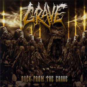 Grave - Back From The Grave  (Double CD)