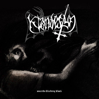 KLANDESTYN -Wounds Bleeding Black   (Digipak)