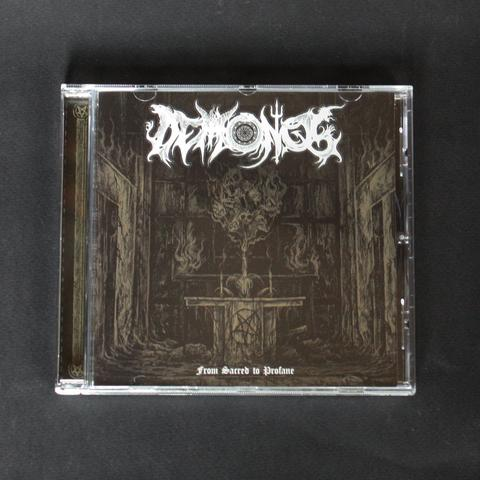 DEMONOS - FROM SACRED TO PROFANE