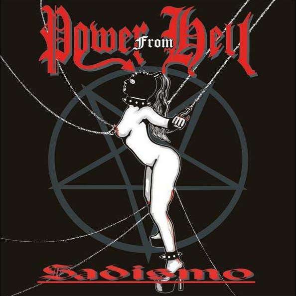 Power from Hell - Sadismo  (Red vinyl)