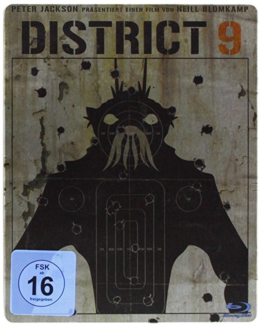 District 9 (Limited Steelbook Edition)