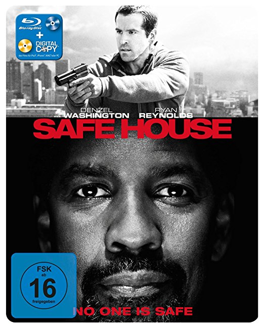 Safe House (Steelbook)