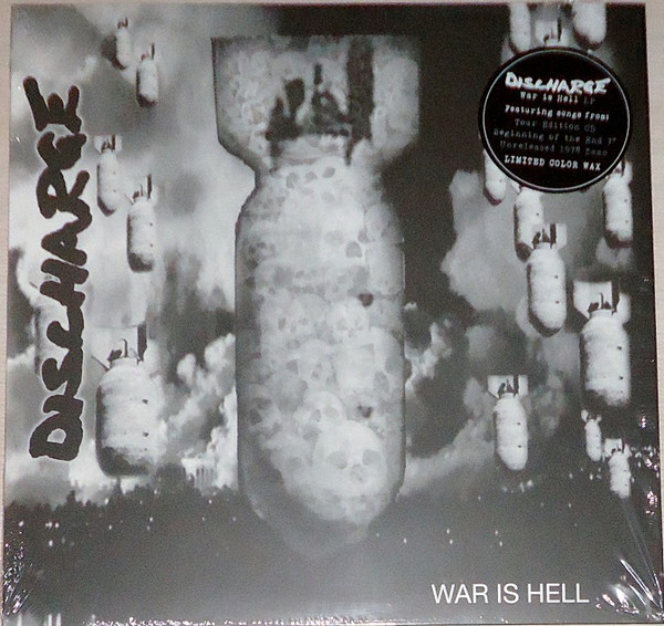 Discharge - War is Hell