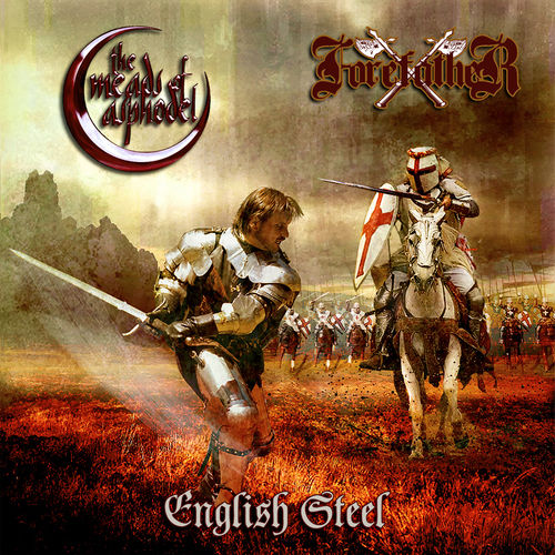 Forefather / Meads of Asphodel - English Steel