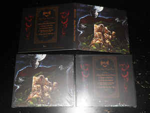 KROLOK - Flying Above Ancient Ruins   (Digipack)