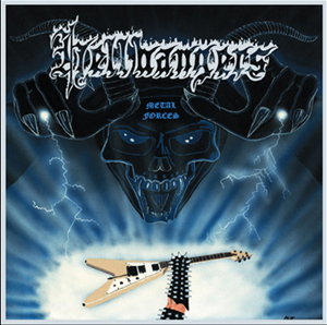 V/A - Hellbangers: Metal Forces