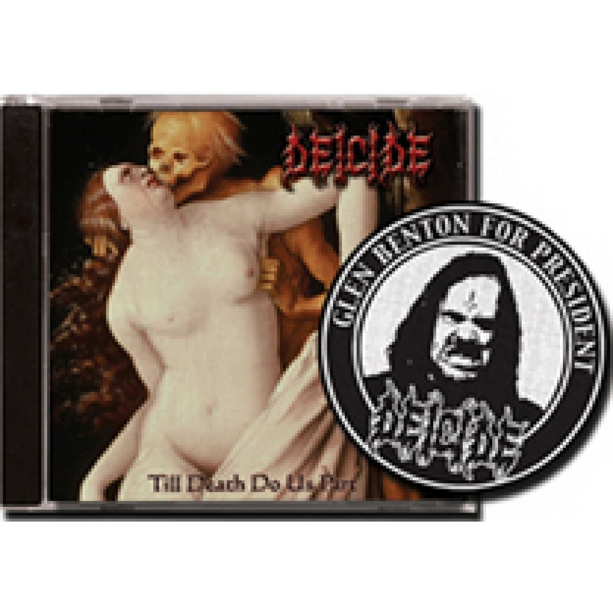 Deicide - 'Till Death Do Us Part  (Slipcase+Patch)