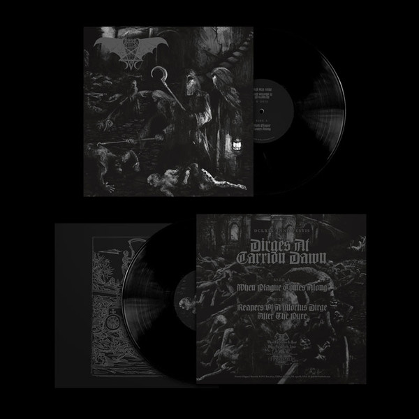 Ritual Suicide - Dirges At Carrion Dawn