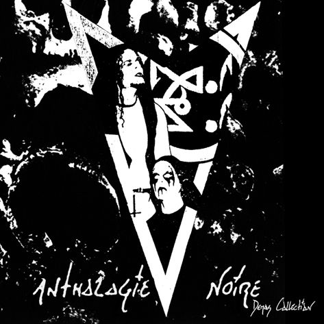 VLAD TEPES - Anthologie Noire  (Double-CD)
