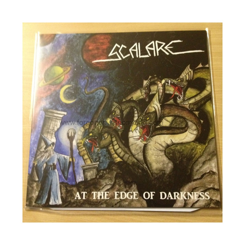 Scalare - At The Edge Of Darkness