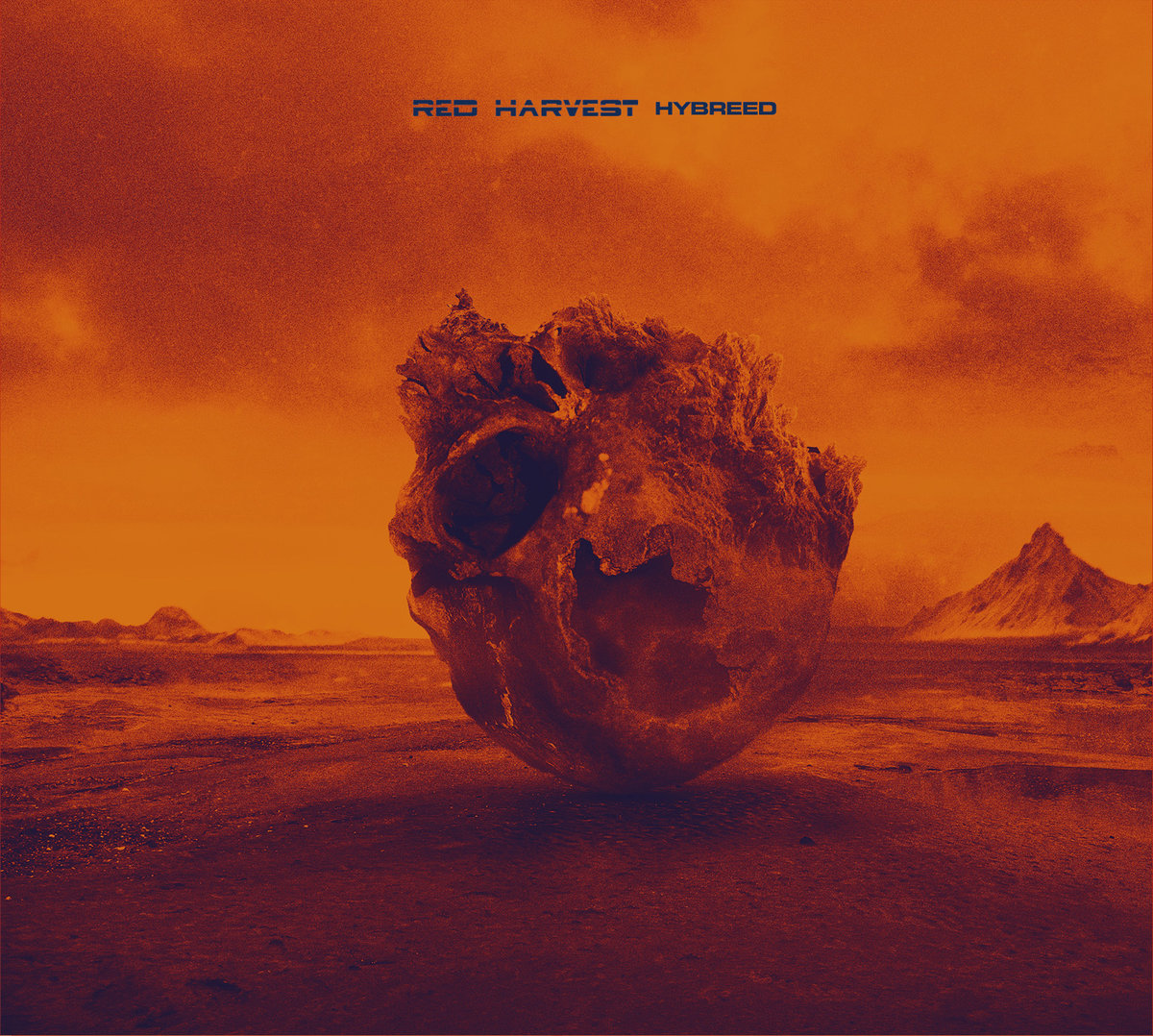 Red Harvest - Hybreed  (Double-Digi-CD)