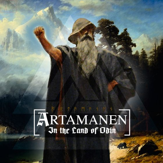 Artamanen - In the Land of Odin  (Digipak)