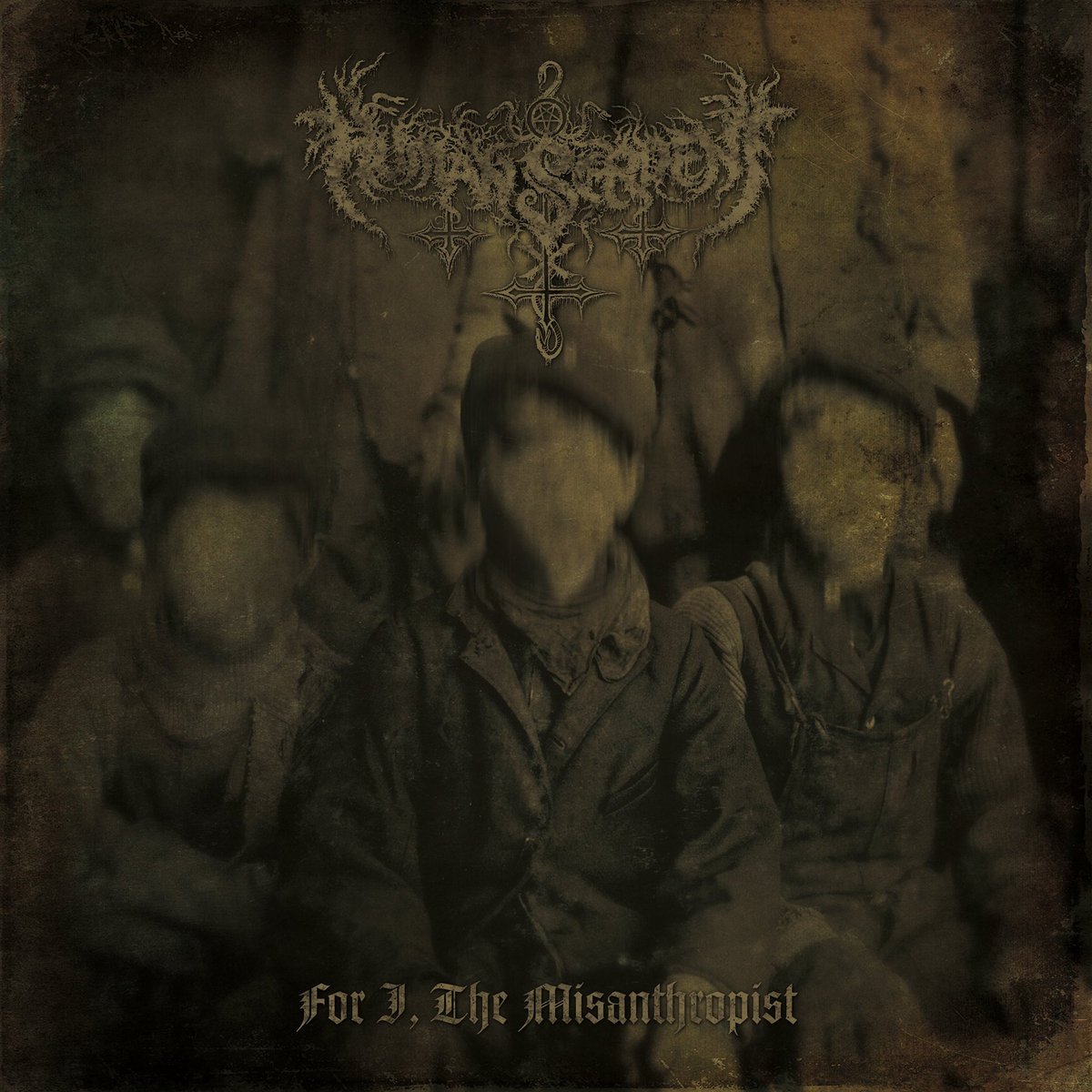 Human Serpent - For I, The Misanthropist