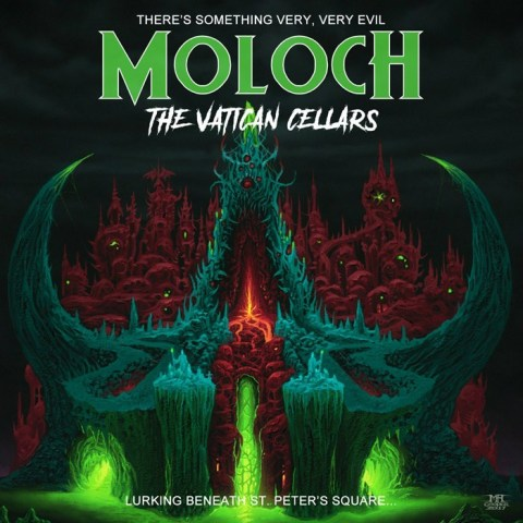 Moloch - The Vatican Cellars  (Double CD)