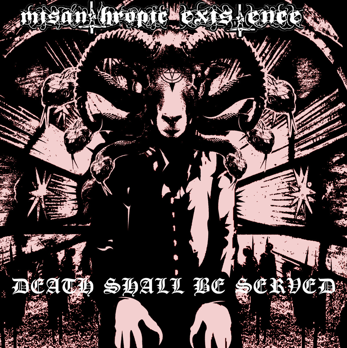 Misanthropic Existence - Death Shall Be Served  (Digipak)