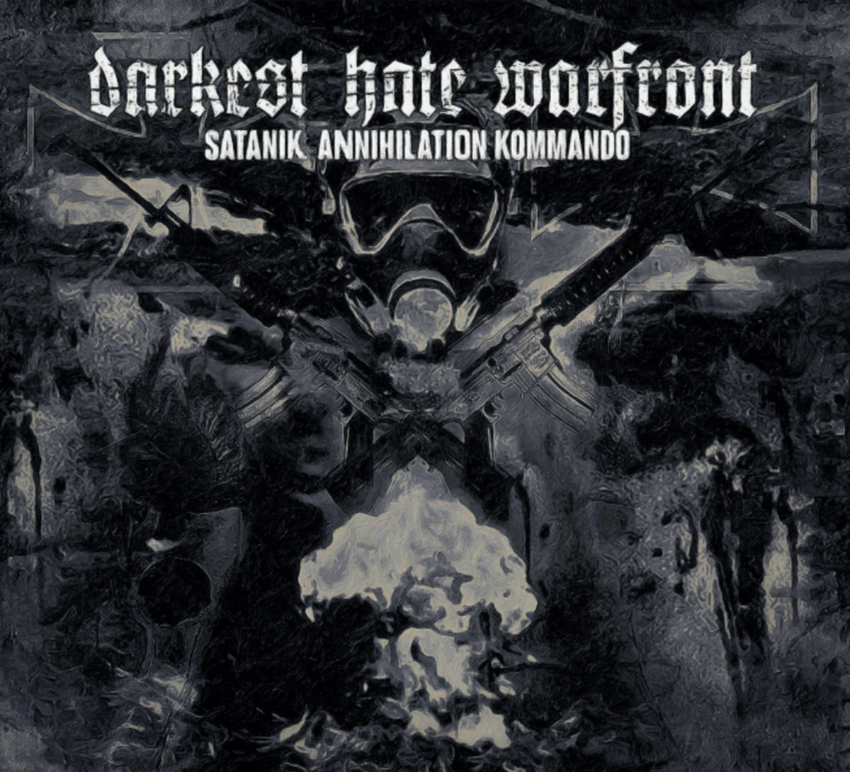 Darkest Hate Warfront - Satanik Annihilation Kommando
