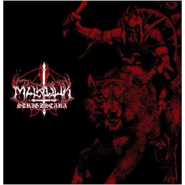 Marduk - Strigzscara   (Digipak)
