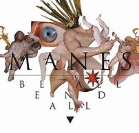 Manes - Be All End All  (Digipak)