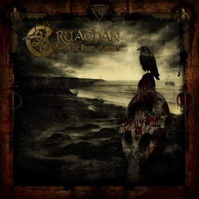 Cruachan - Nine Years of Blood  (Digipak)