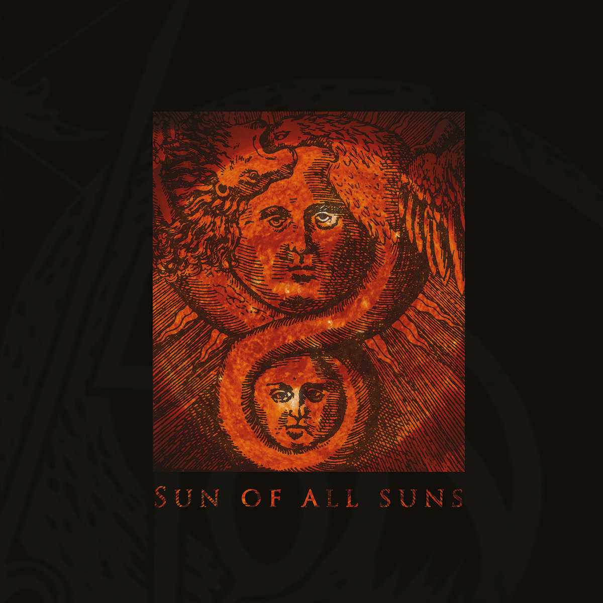 Amestigon - Sun of all suns   (Digipak)