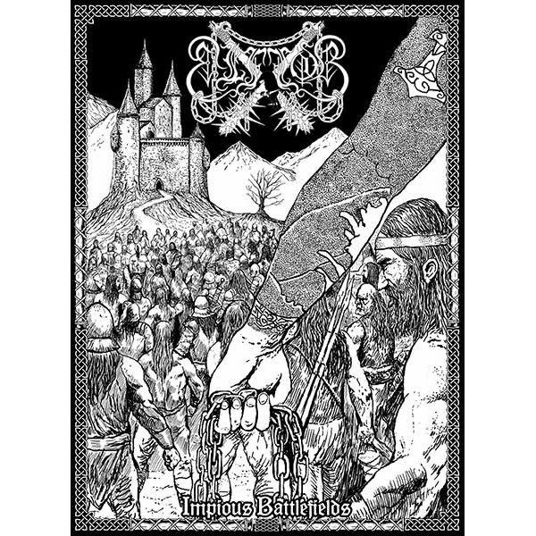 Elffor - Impious Battlefields  (A5 Digipak)