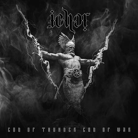 Ichor - God Of Thunder God Of War  (Digipak)