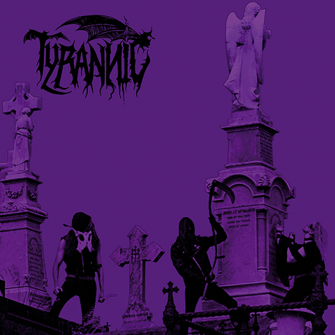 Tyrannic - Ethereal Sepulchre  (Digisleeve)