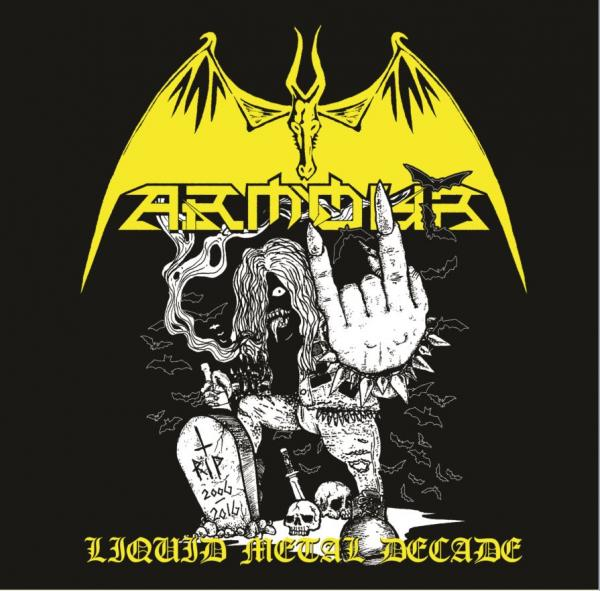 Armour - Liquid Metal Decade