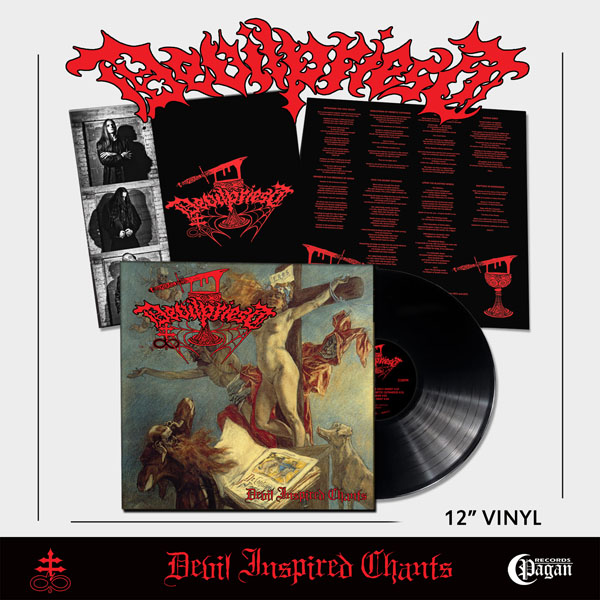 DEVILPRIEST - Devil Inspired Chants