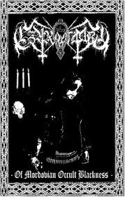 Czarnobog - Of Mordovian Occult Blackness  (Lim.100)