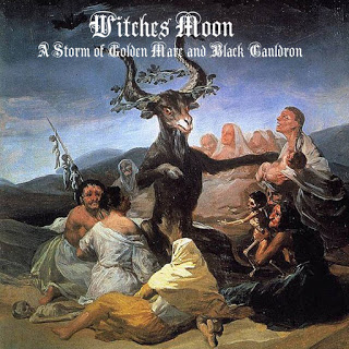 WITCHES MOON  - A Storm of Golden Mare and Black Cauldron  (Digipack)