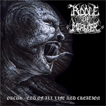 RIDDLE OF MEANDER - End Of All Life And Creations/Orcus  (Double CD)