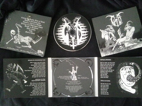 GRAB - Praying At The Whorehouse Church  (Digipack)