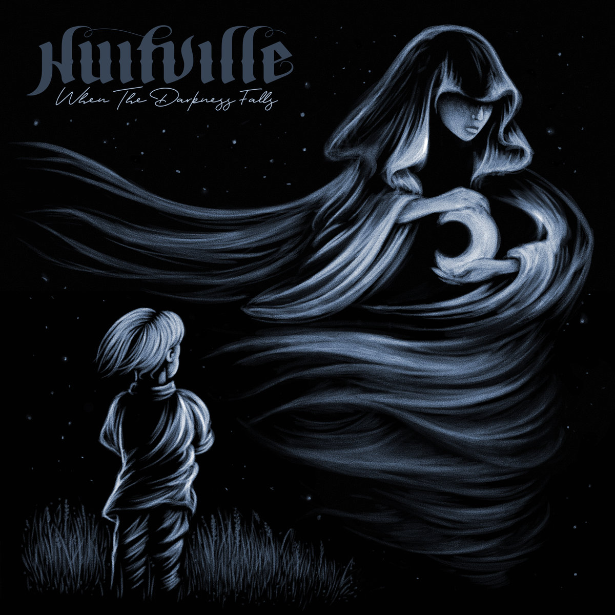 NUITVILLE - When The Darkness Falls  (Digipack)