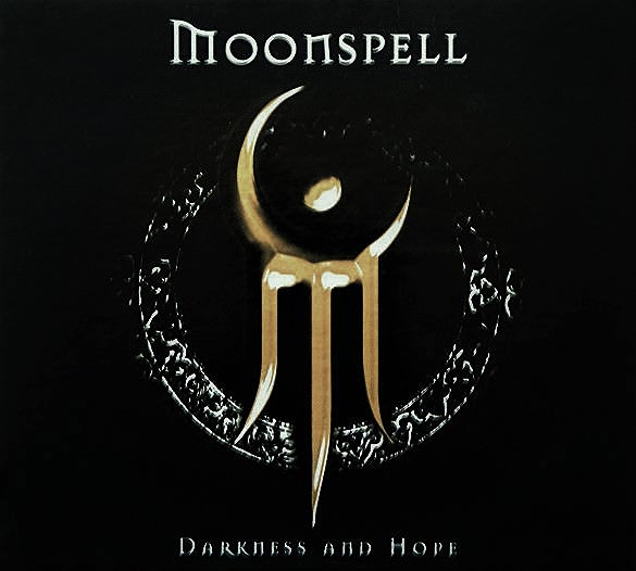 Moonspell – Darkness And Hope  (Box)