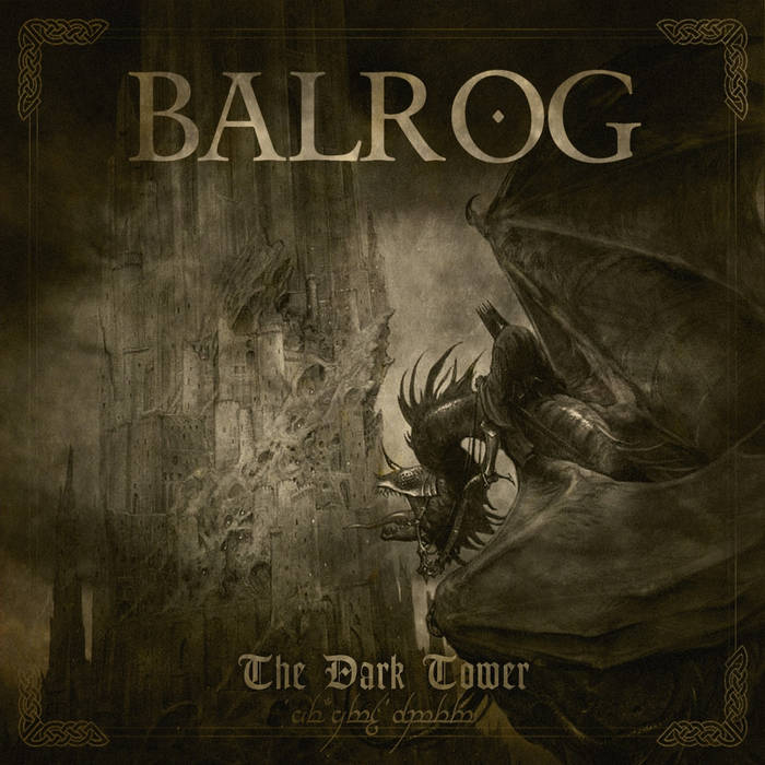 BALROG - The Dark Tower  (Digipack)