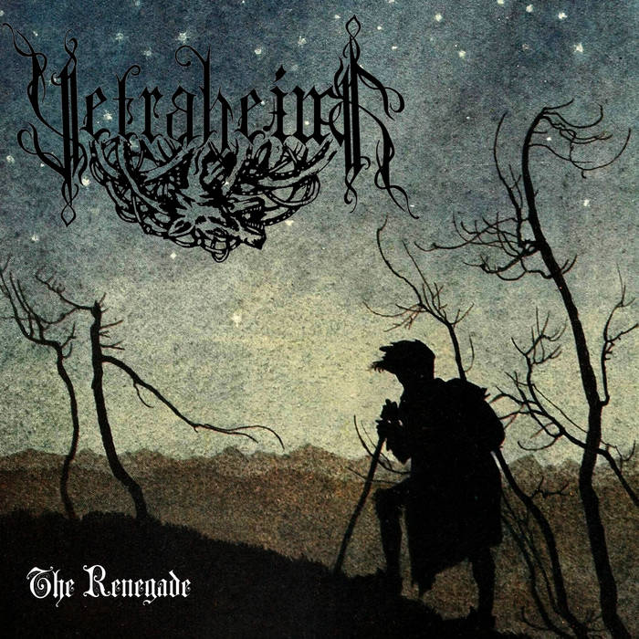 VETRAHEIMR - The Renegade  (Digipack)