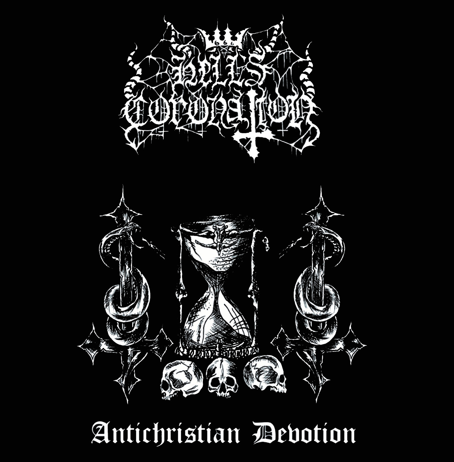 Hell's Coronation - Antichristian Devotion