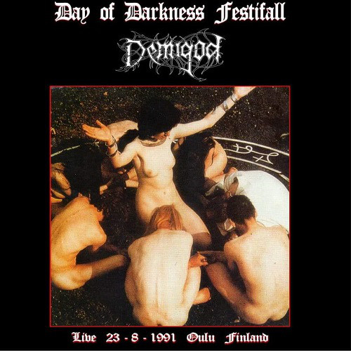 DEMIGOD - Day of Darkness-Festifall