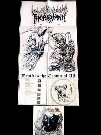 Thornspawn - Death Is The Crown Of All  (Digipack)