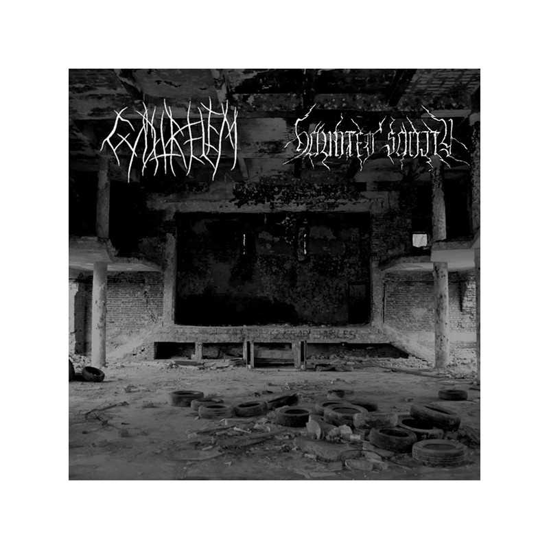 HAUNTED SANITY / GYOTRELEM - SPLIT