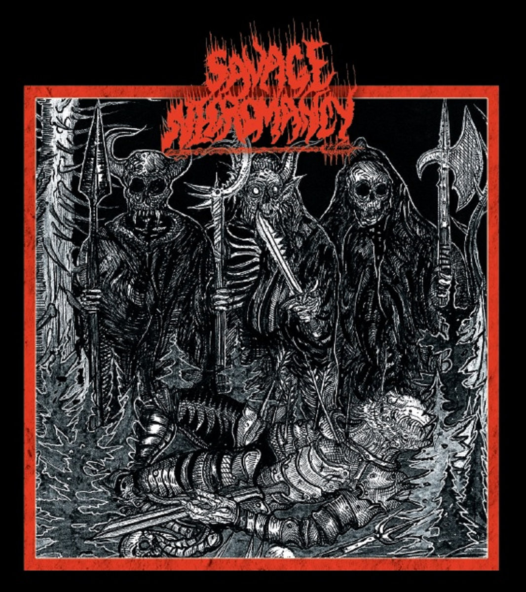 SAVAGE NECROMANCY - Savage Necromancy