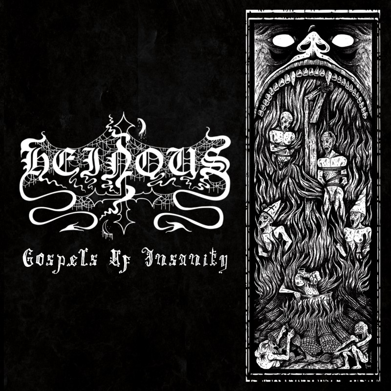 Heinous - Gospels of Insanity