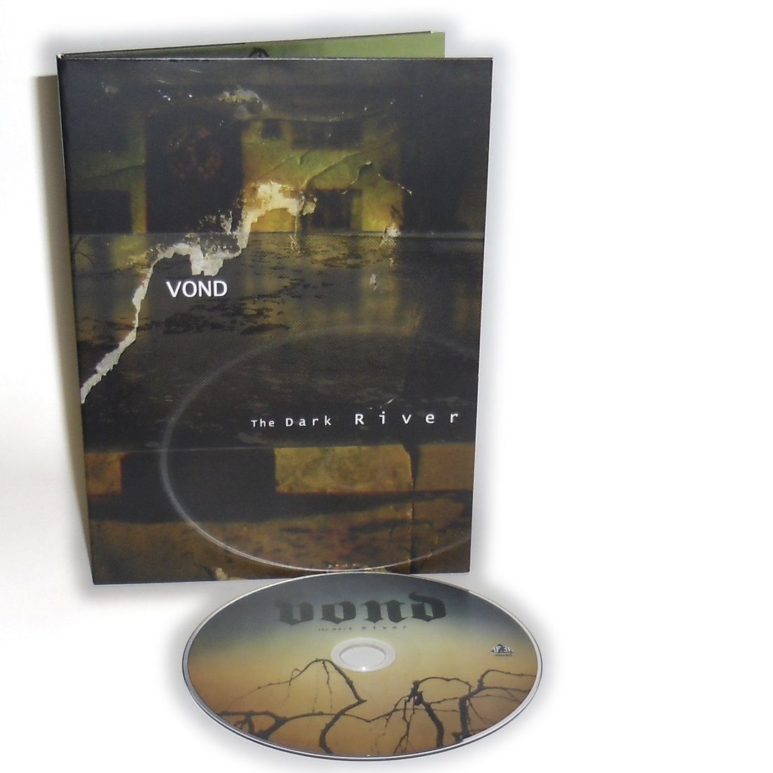 Vond - The Dark River  (A5 Digipack)