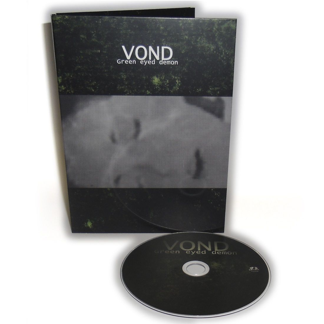 Vond - Green Eyed Demon (A5 Digipack)