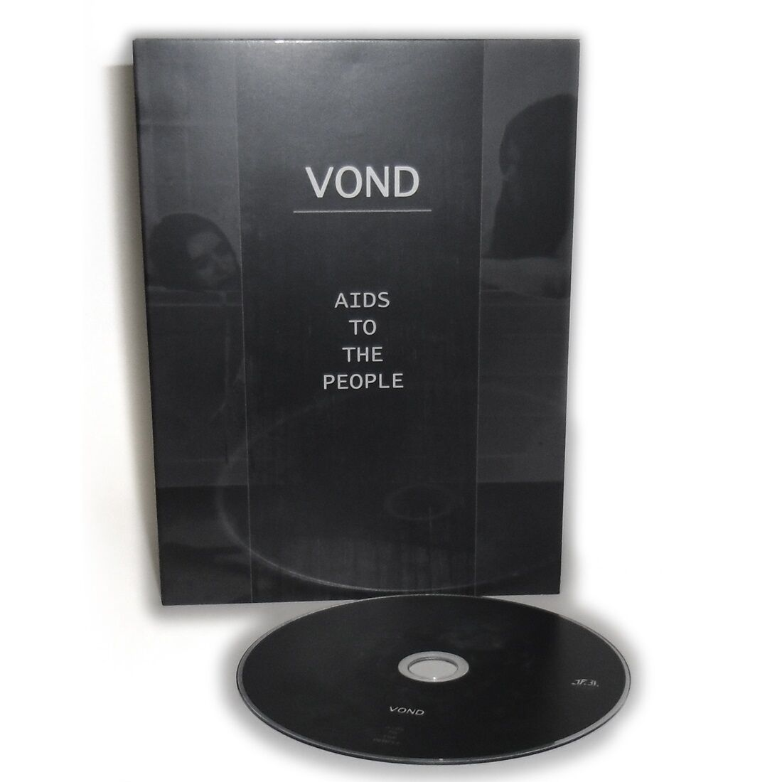 Vond - AIDS-To-The-People  (A5 Digipack)