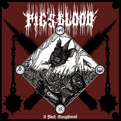 PIG'S BLOOD - A Flock Slaughtered