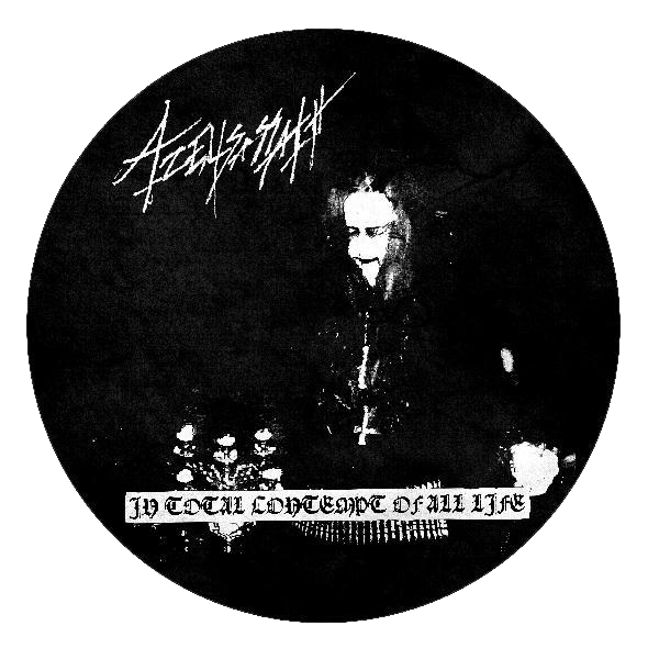 Azelisassath - In Total Contempt Of All Life  (Picture LP)