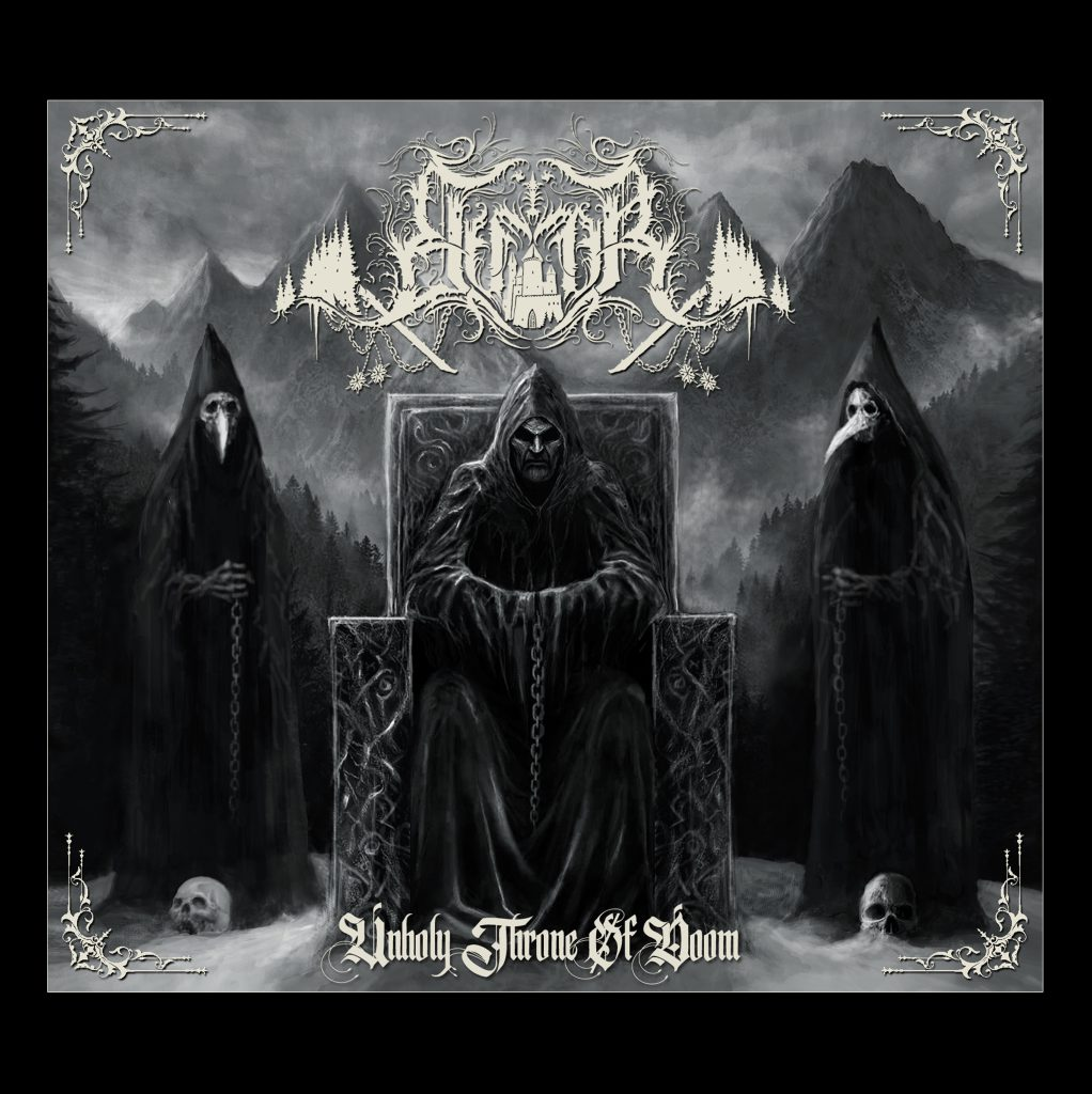 ELFFOR -Unholy throne of doom  (Digipack)