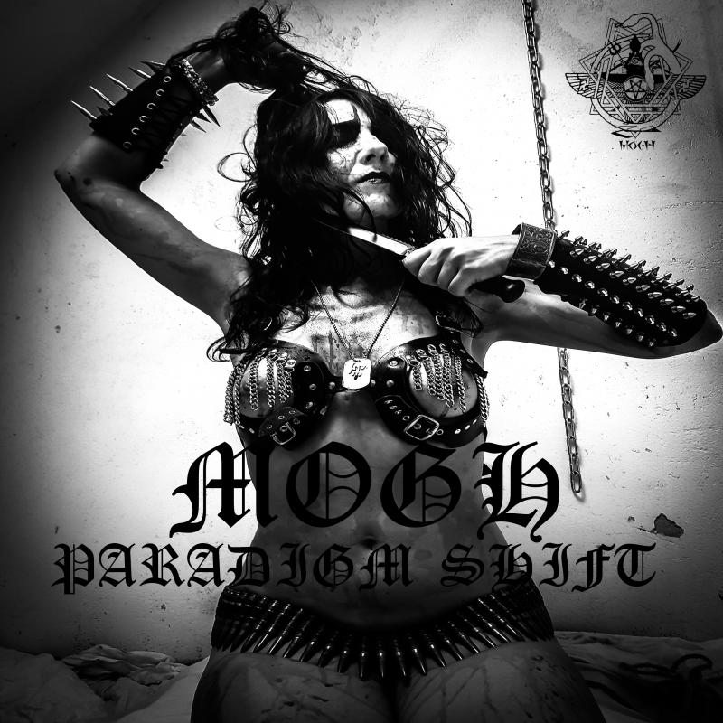 Mogh - Paradigm Shift  (Digipack)